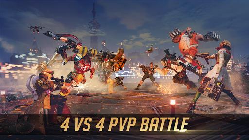 M.A.D 8 : Heroes Battle 1.10.1 screenshots 6