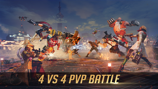 MAD8 : Raid Battle [Modern Action RPG] App Download For Android 6