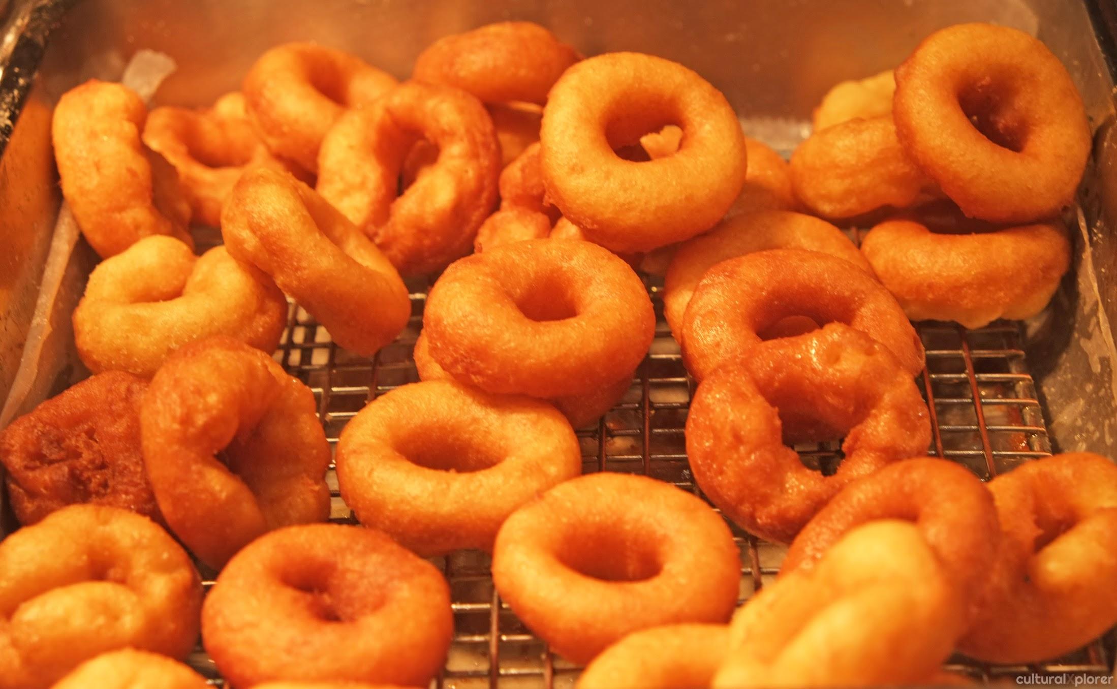 Doughnuttery Chelsea Market