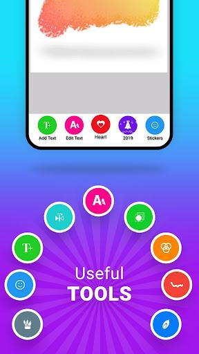Name Art - Focus Filter - Name Card Maker 1.1.4 screenshots 2