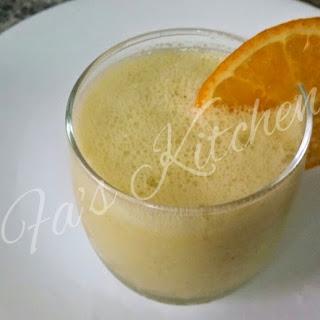 Pear Citrus Clash