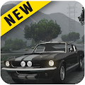 Muscle Car Ford Mustang Driving Simulator APK