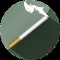 Virtual Cigarette Smoking Free icon