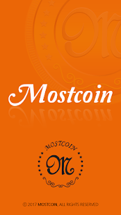 MostCoin Wallet - náhled