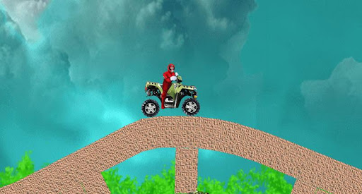 Rangers ATV Game Screenshot