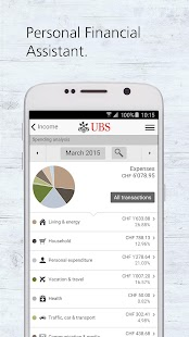 UBS Mobile Banking- screenshot thumbnail