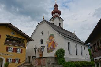 Photo: Lofer - barokowy kościół św. Marii
