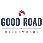 Logo of GoodRoad CiderWorks Right Side Of The Tracks