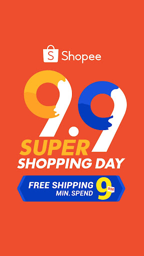 Shopee MY: 9.9 Shopping Day 2.42.62 screenshots 2