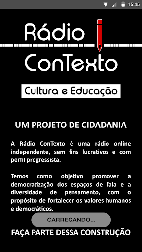 Rádio Contexto for PC