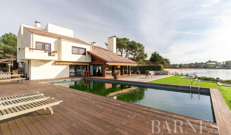 Villa avec piscine Mimizan