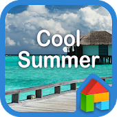 Cool summer dodol theme
