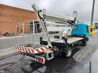 Picture of a ISOLI PNT 210 J / NISSAN CABSTAR