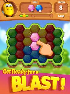 Bee Brilliant Blast Mod Apk 1.29.1 6