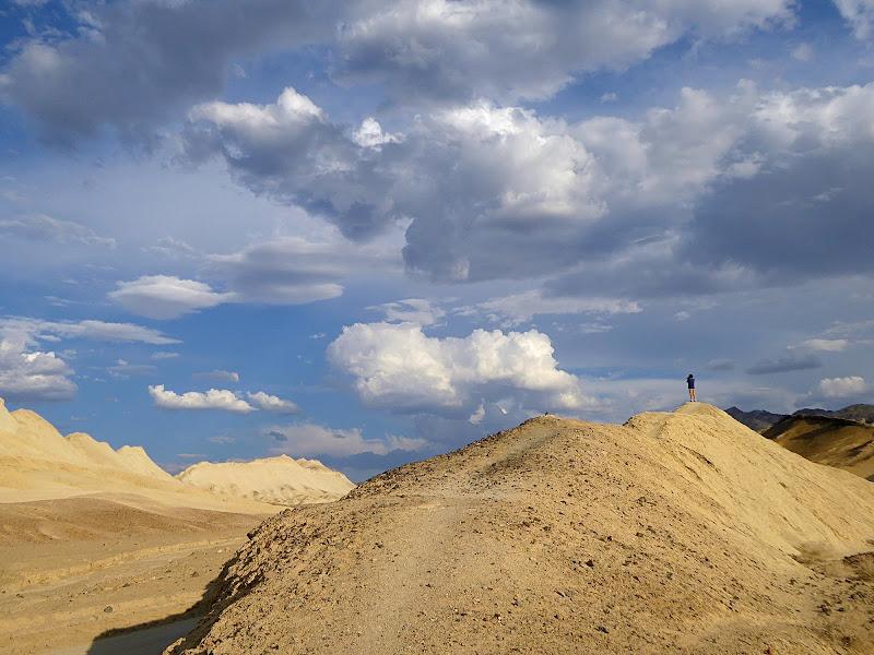 Il fotografo nel deserto di Dariagufo