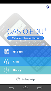 CASIO EDU+- screenshot thumbnail