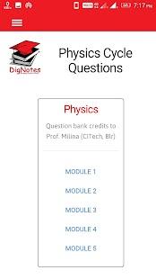 DigiNotes (VTU Notes & QB CBCS Scheme) - náhled