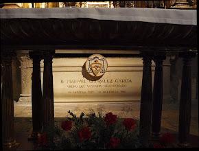 Photo: Catedral de Palencia. Tumba de Don Manuel