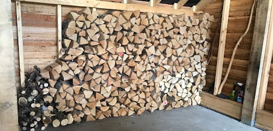 Kiln Dried Logs Supplier In Consett | Derwent Logs