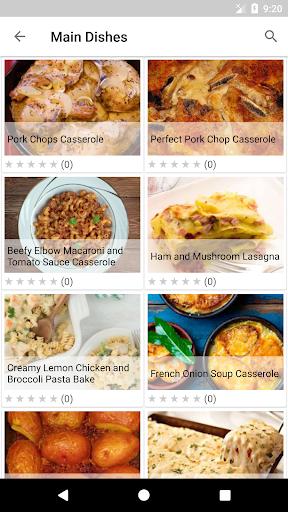 Oven Recipes 1.06 screenshots 2