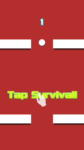 Tap Survival - Ball Jump Game