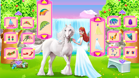 PHC Braided Hair Wedding Screenshot