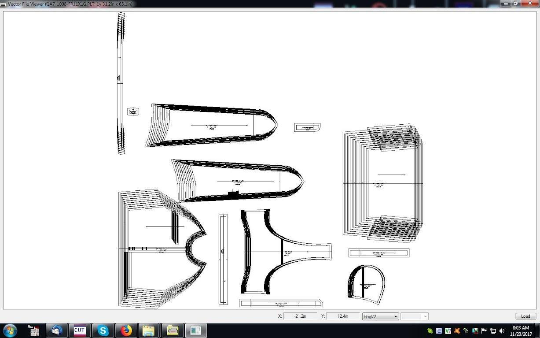 Hướng Dẫn In Chi Tiết Rập Kiểu Size Đơn và Size Lồng Trong Gerber Accumark Pattern Design 3