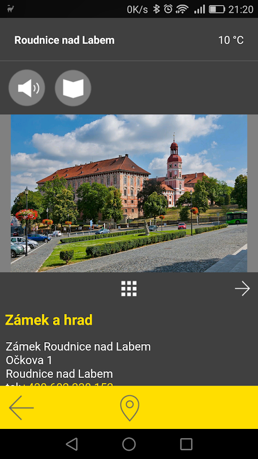 Roudnice nad Labem - tour- screenshot