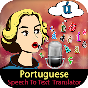 Portuguese Speech To Text Translator