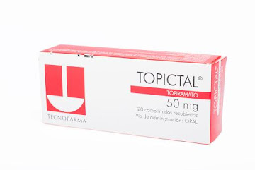 Topictal 50Mg Comprimidos