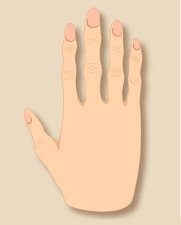 Bàn tay cũng có bản mệnh riêng, tiết lộ những tính cách tiềm ẩn đến chính bạn còn chẳng nhận ra - Ảnh 2.