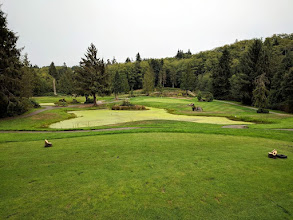 Photo: Port Ludlow Golf Club - 17th Hole