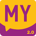 MyChat - Chat in Myanmar icon