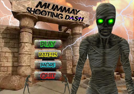 Mummy Shooting Dash
