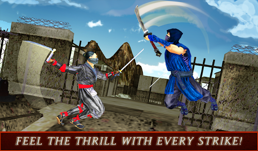 Ninja Warrior Assassin 3D- screenshot thumbnail