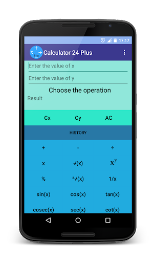 Calculator 24 Plus