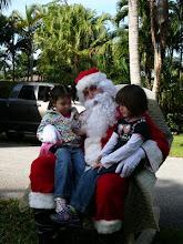 Photo: Santa 2011