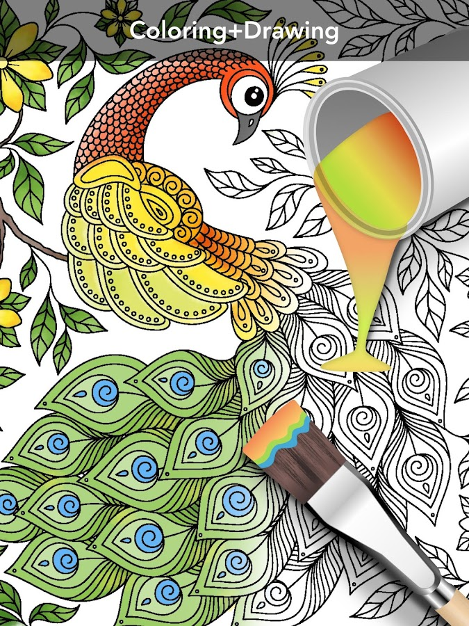 Garden Coloring Book Android Apps on Google Play