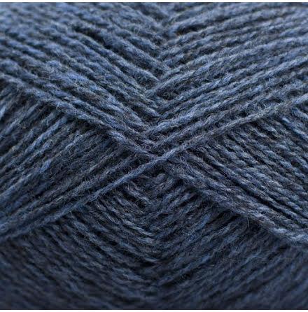 Rauma Finull, 4124 Mörkblå melerad