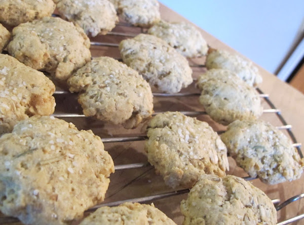Savory Oatmeal Cookies Recipe