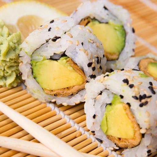 Avocado Tofu Roll