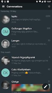 YAATA SMS Premium Apk (Premium Features Unlocked) 1