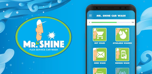 Mr. Shine features the most advanced technology available in the industry