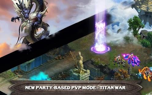 Wartune: Hall of Heroes Screenshot 2