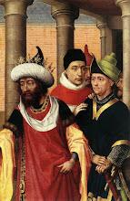 Photo: Group of Men, c. 1460
