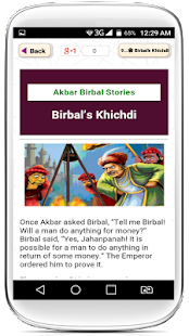 Akbar and Birbal Stories in English Short Story - náhled