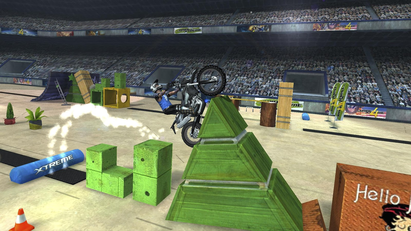 🏁Trial Xtreme 4🏁- screenshot