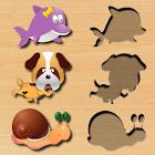 Animals Puzzles icon