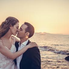 Wedding photographer Yorgos Fasoulis (yorgosfasoulis). Photo of 24.08.2017