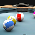 Pool 8 and 9 Ball icon